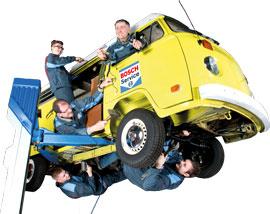 Bosch-Team
