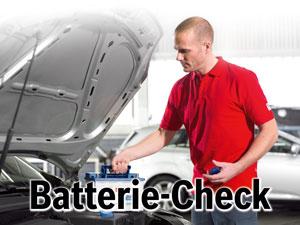 Gutschein-Batterie-Check