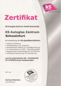 ks-zertifikat