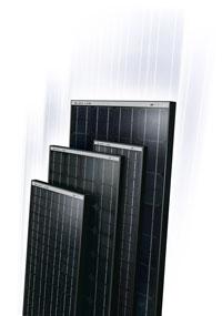 Black Line Solarmodule
